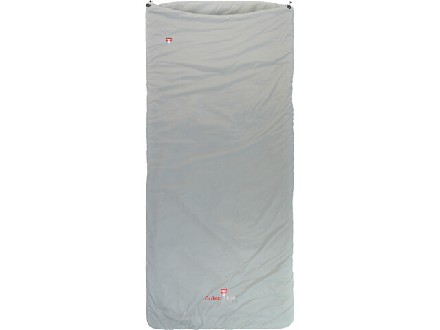 Grüezi-Bag Schlafsackwarmer Sovepose Unge, grå